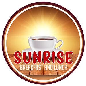 Sunrise Breakfast and Lunch Logo